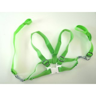 safety harness green for kids