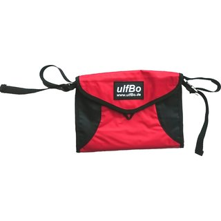 utensil bag red
