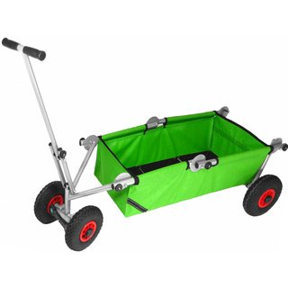 ulfBo Standard lightgreen incl. parking brake