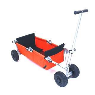 ulfBo comfort orange with cushion set and parking brake